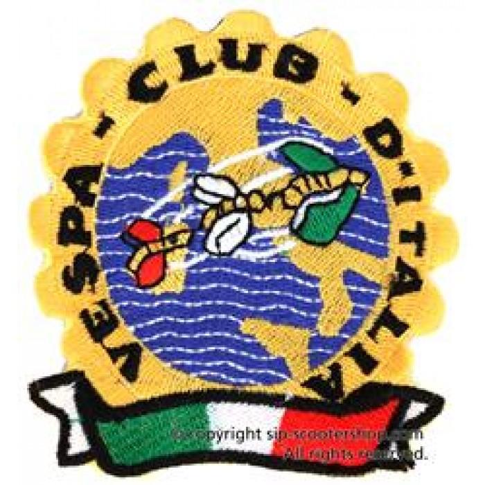 """ΚΕΝΤΗΜΑ """"VESPA CLUB D'ITALIA"""""""