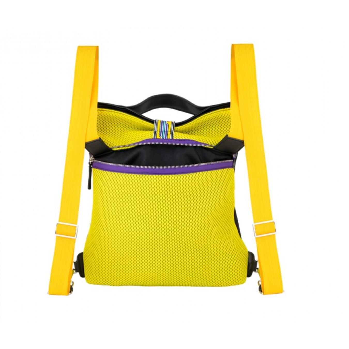 0a4c02be71 ... Vespa τσάντα V-Stripes κίτρινη Τσάντες   Σακίδια   Βαλίτσες ...