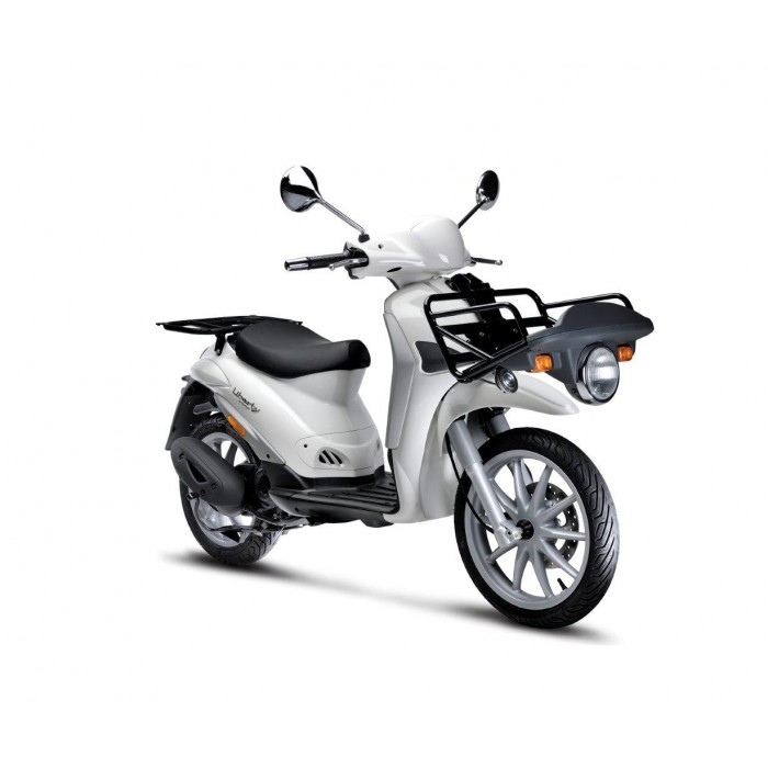 LIBERTY 125 DELIVERY DOUBLE CBS PIAGGIO GROUP